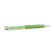 Crystal Pen Peridote Green